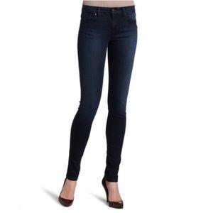Joe's Jeans Skinny Micro Flare Dark Wash Jeans
